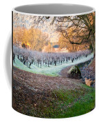 Frost In The Valley Coffee Mug by Bill Gallagher