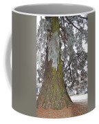 Frost On The Leaves Coffee Mug