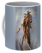 Frosted And Wilted Coffee Mug