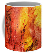 Frosted Fire IIi Coffee Mug