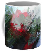 Frosted Hibiscus 2 Coffee Mug
