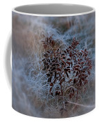 Frosted Rugosa Coffee Mug