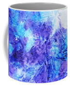 Frosted Window Abstract I   Coffee Mug