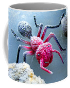 Frosty Ant In Winter Coffee Mug