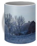 Frosty Barn Coffee Mug