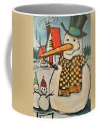 Frosty Family Coffee Mug