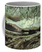 Frosty Morning At Glen'orchey   Coffee Mug