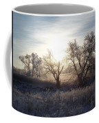 Frosty Rise Coffee Mug