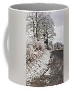 Frosty Road Coffee Mug