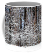 Frosty Coffee Mug