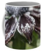 Frosty Rudbeckia Coffee Mug