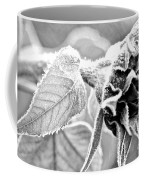 Frosty Textures Coffee Mug