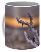 Frosty The Twig  Coffee Mug