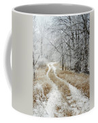 Frosty Trail Coffee Mug