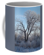 Frosty Trees 3 Coffee Mug