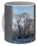 Frosty Trees 4 Coffee Mug