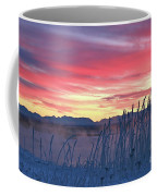 Frosty Winter Sunrise Coffee Mug
