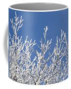 Frosty Winter Wonderland 01 Coffee Mug