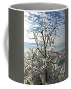 Frozen Backlight Coffee Mug