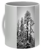 Frozen Beauty Coffee Mug by Betty Depee
