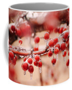 Frozen Berries Coffee Mug