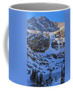 Frozen Black Lake Coffee Mug