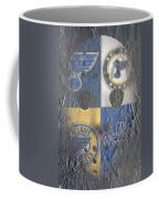 Frozen Blues Coffee Mug