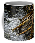 Frozen Edges And Ends Coffee Mug