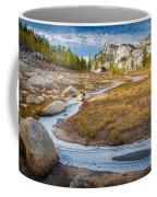 Frozen Enchantments Creek Coffee Mug