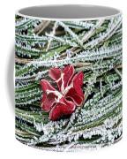 Frozen Flower Coffee Mug