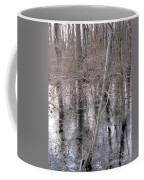 Frozen Forest Floor Coffee Mug
