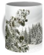 Frozen Forest Coffee Mug