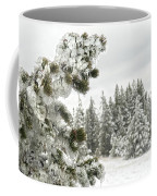 Frozen Forest Coffee Mug