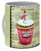 Frozen Frosty Cupcake Coffee Mug