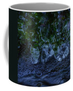 Icicle Garden  Coffee Mug