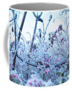 Frozen In Ice Nature Coffee Mug