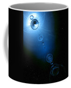 Frozen In Time And Space Coffee Mug by Phil Perkins