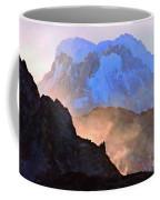 Frozen - Torres Del Paine National Park Coffee Mug