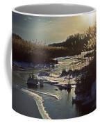 Frozen Marsh Coffee Mug