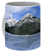 Frozen Minnewanka Coffee Mug