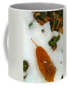 Frozen Nature - Digital Painting Effect Coffee Mug