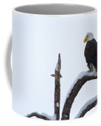 Frozen Perch Coffee Mug