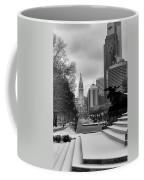 Frozen Philadelphia Coffee Mug