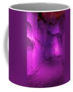 Frozen Purple Rain Coffee Mug