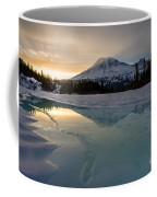 Frozen Rainier Vision Coffee Mug