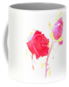 Frozen Rose Coffee Mug
