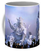 Frozen Samurai Warriors Coffee Mug