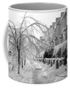 Frozen Suburbia Coffee Mug