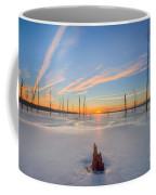 Frozen Sunrise V2 Coffee Mug