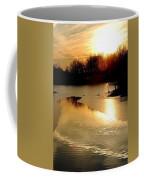 Frozen Sunset Coffee Mug